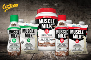 Cytosport- Muscle Milk- Cytomax