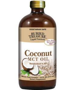 Buried Treasure- MCT Coconut Oil