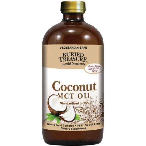 Buried Treasure- MCT Coconut Oil