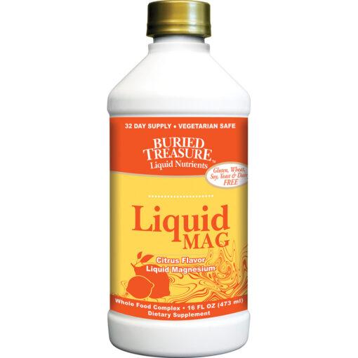 Buried Treasure- Liquid Magnesium