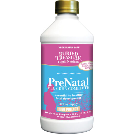 Buried Treasure- PreNatal Plus DHA Complete