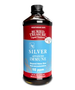 Buried Treasure- Silver Advanced Immune Support