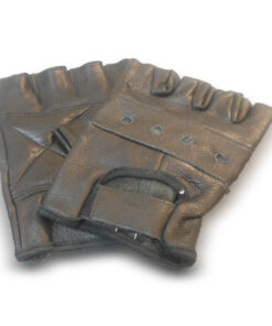 Get Mobile Fitness- All Leather Glove