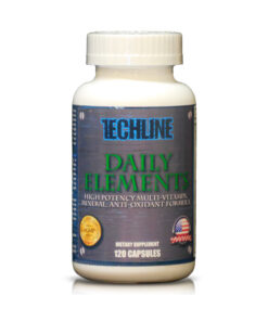 Techline Nutrition- Daily Elements