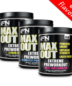 iForce Nutrition- Max Out