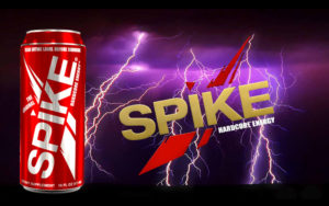 Spike- Hardcore Energy Drink