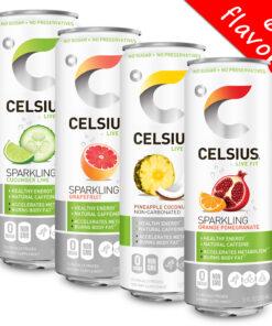 Celsius- Naturals