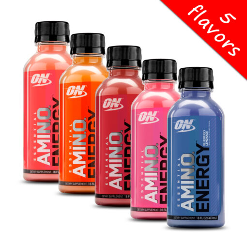 Optimum Nutrition- Amino Energy RTD