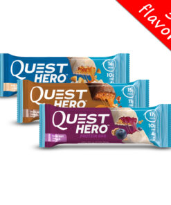 Quest Nutrition- Hero Bars