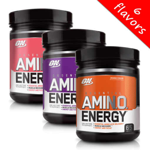 Optimum Nutrition- Amino Energy 65 Serving