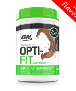 Optimum Nutrition- Opti-fit Lean Protein Shake