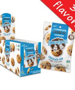 Lenny & Larry's- The Complete Crunchy Cookie 1oz