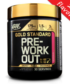 Optimum Nutrition- Gold Standard Pre-Workout 30 Serving