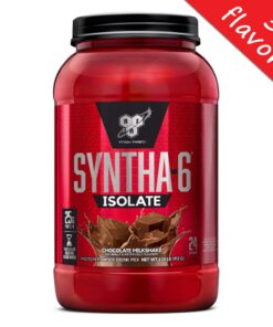 BSN Supplements- Syntha-6 Isolate 2lb