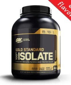 Optimum Nutrition- Gold Standard Isolate 44srv