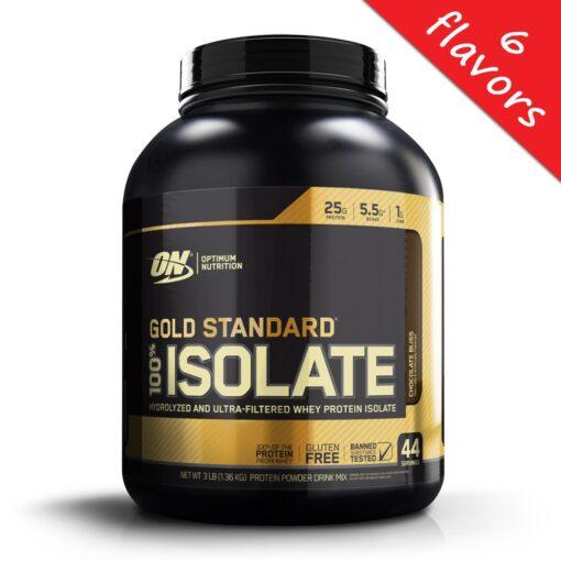Optimum Nutrition- Gold Standard Isolate 44srv