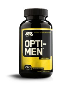 Optimum Nutrition- Opti-Men 240 Capsules