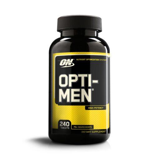 Optimum Nutrition- Opti-Men 240 Capsules