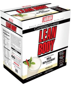 Labrada- Lean Body Carb Watchers 20pk Vanilla