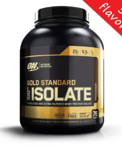 Optimum Nutrition- Gold Standard Isolate 76srv