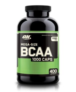 Optimum Nutrition- BCAA 1000 400 capsules