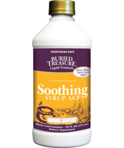 Buried Treasure- Soothing Syrup ACF