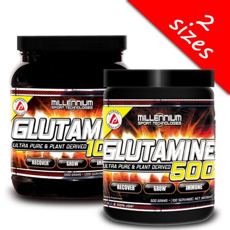 Millennium Sport Technologies- Glutamine