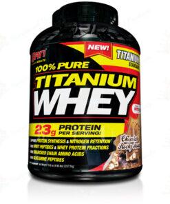 SAN Nutrition- Titanium Whey