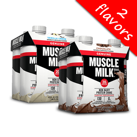 Cytosport- Muscle Milk RTD 11oz
