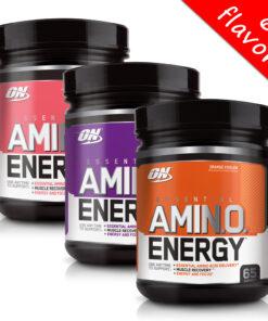 Optimum Nutrition- Amino Energy 65 Serving