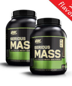 Optimum Nutrition- Serious Mass 6lb