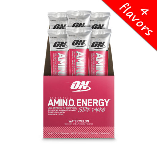 Optimum Nutrition- Amino Energy Single Serve