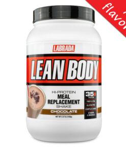 Labrada- Lean Body Meal Replacement 2lb