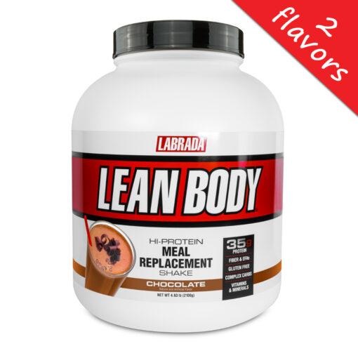 Labrada- Lean Body Meal Replacement 4lb