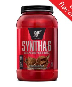 BSN Supplements- Syntha-6 3lb
