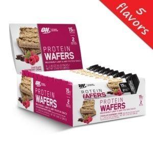 Optimum Nutrition- Protein Wafer