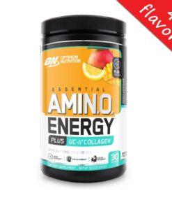 Optimum Nutrition- Amino Energy + Collagen 30 Serving