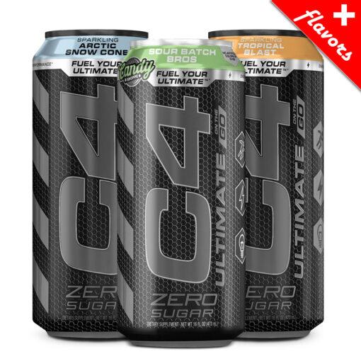 C4- Ultimate Carbonated